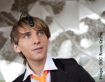 Teleconference with Neil Harbisson